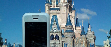 Photo of the Week: iPhone in Florida
