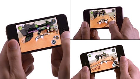 Apple highlights gaming in new iPhone 4 ad