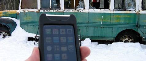 Photo of the Week: iPhone in Alaska