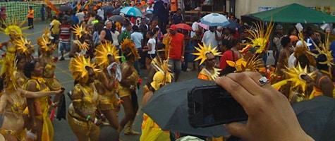 Photo of the Week: iPhone in Trinidad & Tobago