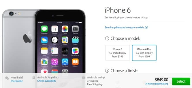 iPhone 6 pre-orders plagued by issues