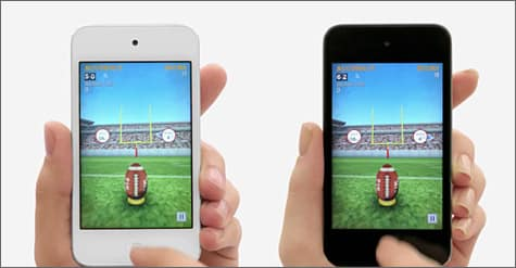 Apple airs new iPod touch 4G commercial