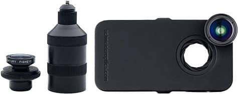 Schneider iPro Lens adds custom glass to iPhone's camera