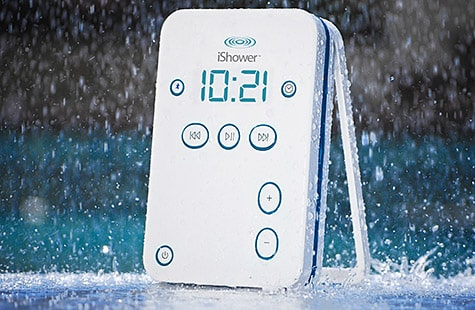 iDevices ships iShower speaker for iOS