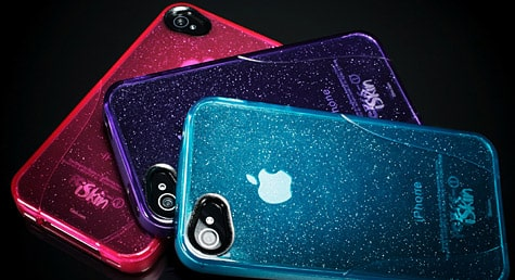 iSkin intros Claro Glam for iPhone 4/4S