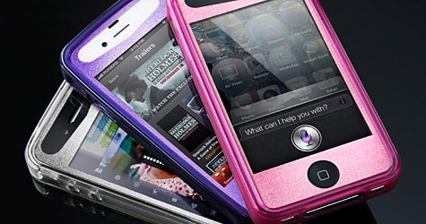 iSkin debuts Glam screen protectors for iPhone 4/4S