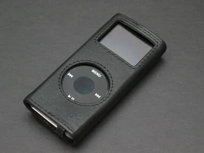 Review: iPodstreet Leather Cases for iPod nano