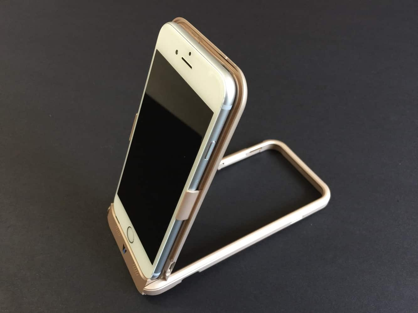 Review: Wirelessky iStand 6 for iPhone 6