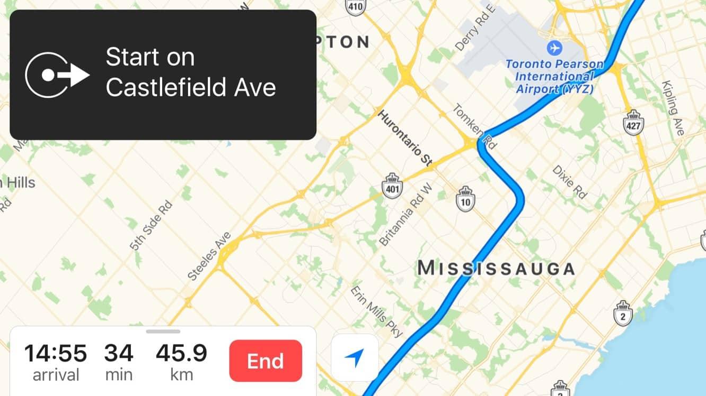 Inside the betas: iOS 10 Maps gets a major redesign
