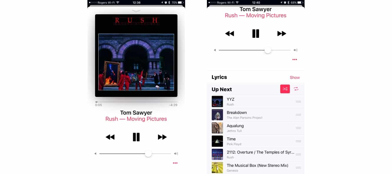 Inside the betas: iOS 10 Music app delivers 'clarity and simplicity'