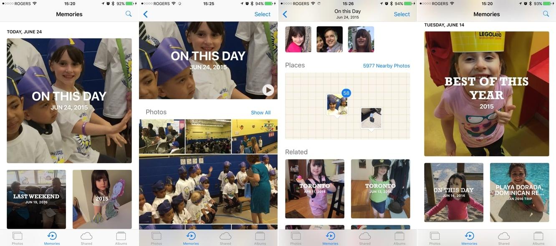 Inside the betas: iOS 10 Photos gets Advanced Computer Vision