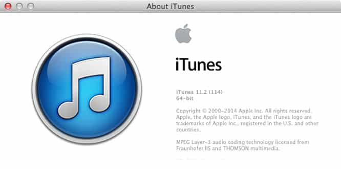 Apple releases iTunes 11.2
