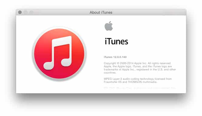 Apple releases another iTunes 12 beta