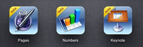 iWork for iCloud beta opens to public?
