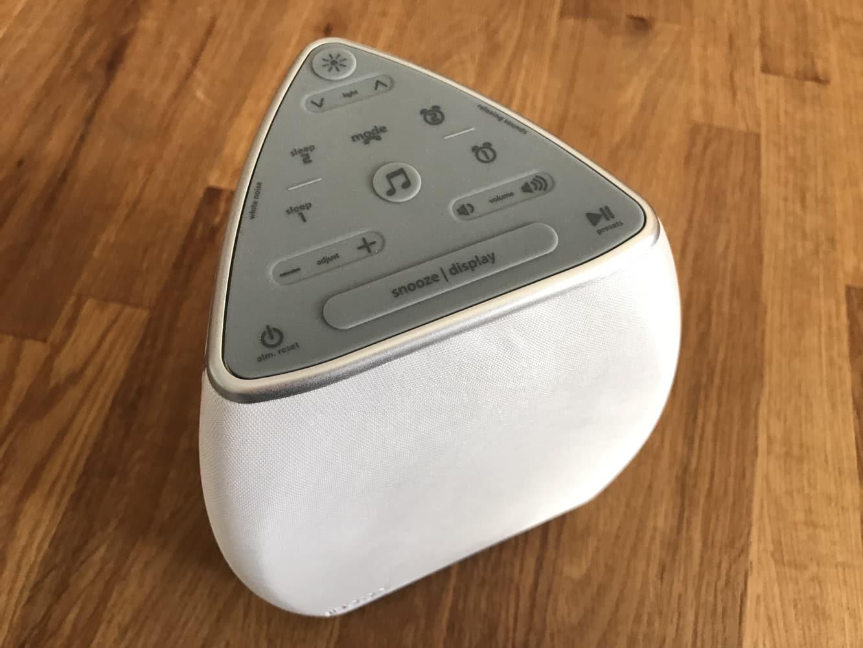 Review: iHome iZBT10 Zenergy Bedside Sleep Therapy Speaker