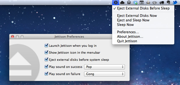 St. Clair Software Jettison
