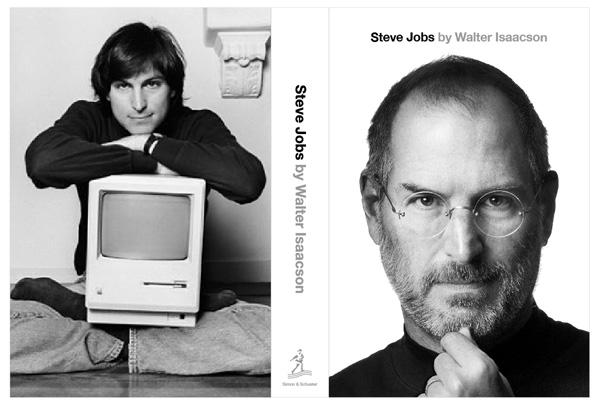 Simon & Schuster Steve Jobs by Walter Isaacson