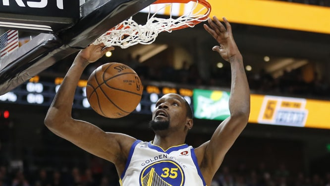 Apple developing drama based on life of NBA star Kevin Durant