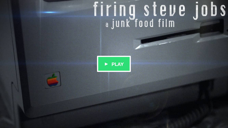 New Kickstarter campaign producing documentary on 'Firing Steve Jobs'