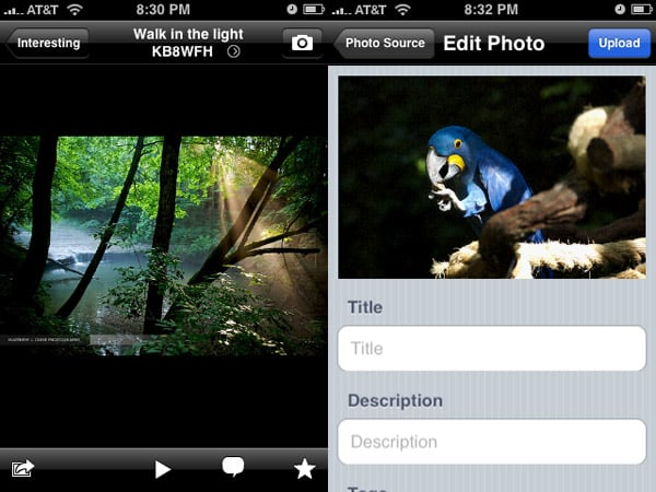 iPhone Gems: Every Flickr Application, Reviewed