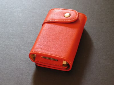 Review: Kroo Executive Leather Cases for iPod mini