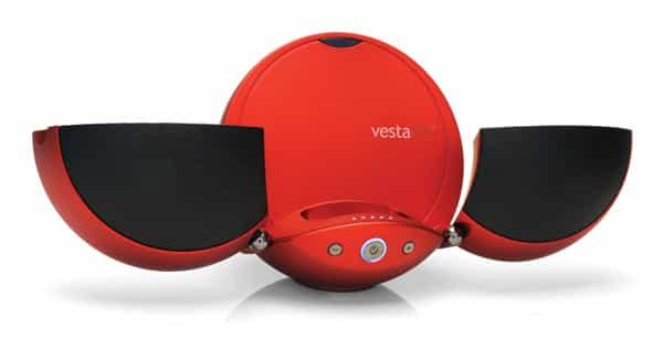 Vestalife premieres Ladybug II, Firefly, Mantis speakers
