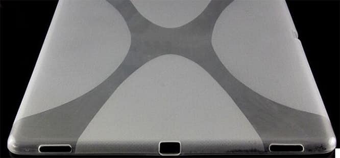 Leaked cases may hint at 'iPad Pro' design details