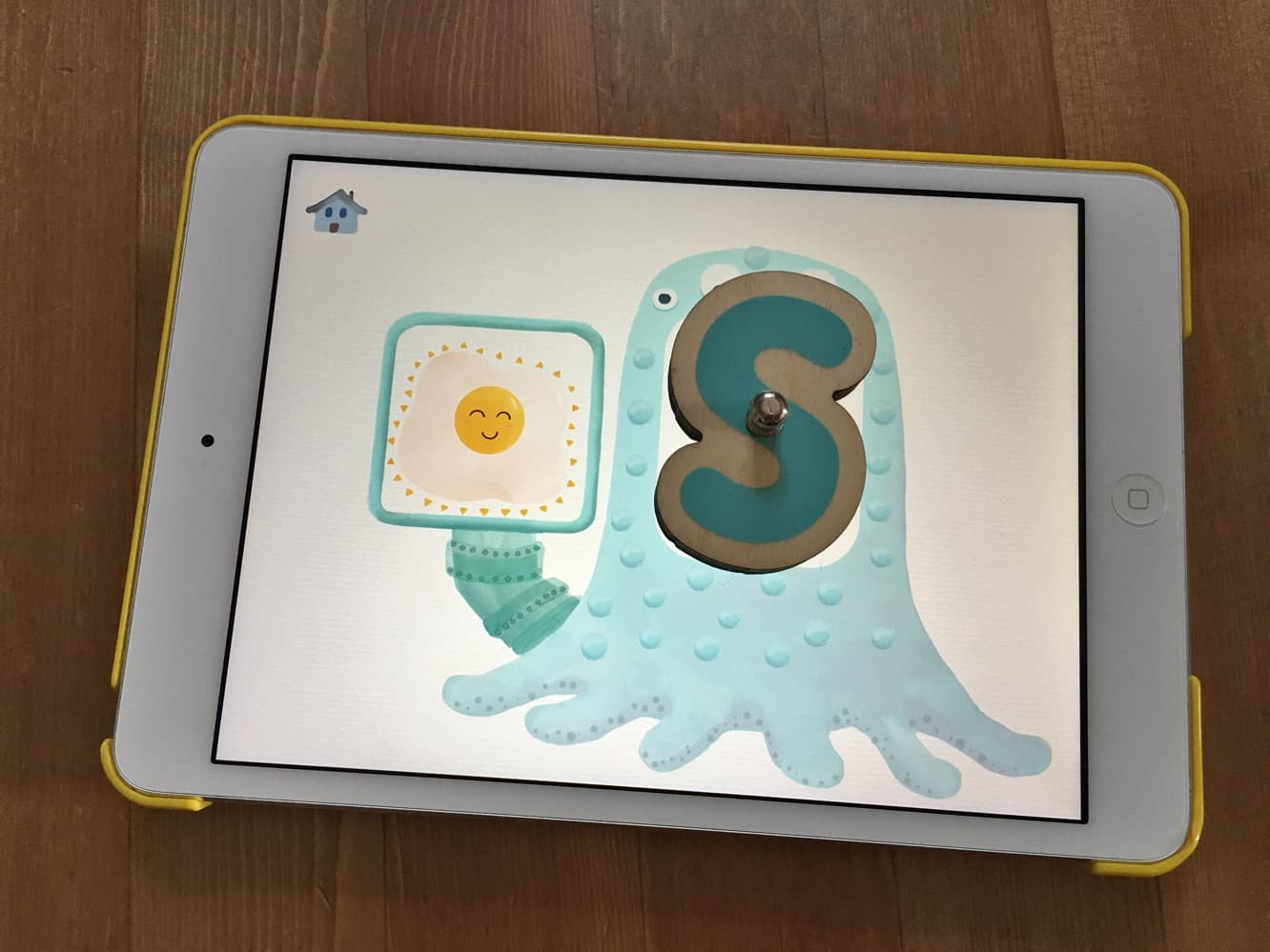 Review: Marbotic Smart Letters for iPad