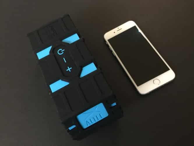 Review: Altec Lansing Life Jacket Bluetooth Speaker