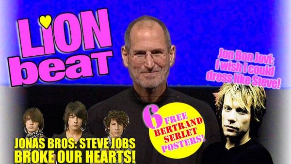 Lion Beat: Dress Like Steve Jobs