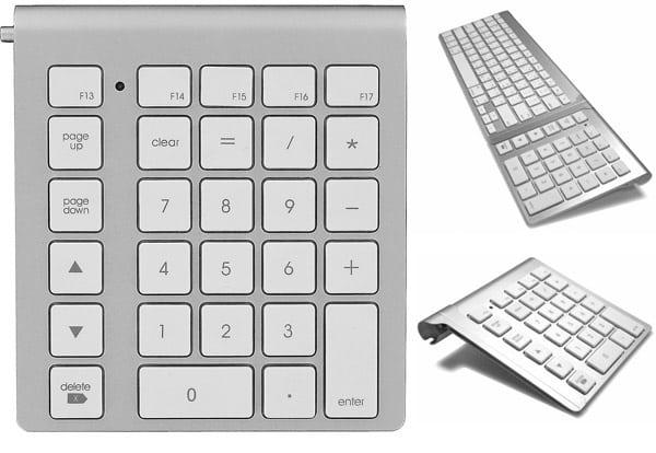 Cropmark LMP Bluetooth Keypad