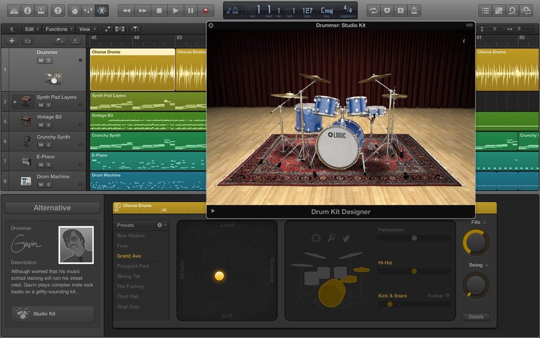 Apple Logic Pro X 10.2.3