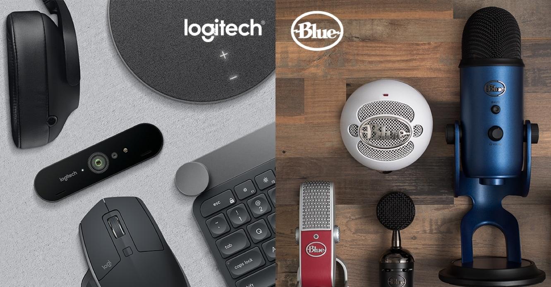 Logitech to acquire Blue Microphones