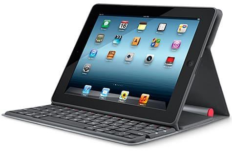 Logitech unveils Solar Keyboard Folio for iPad
