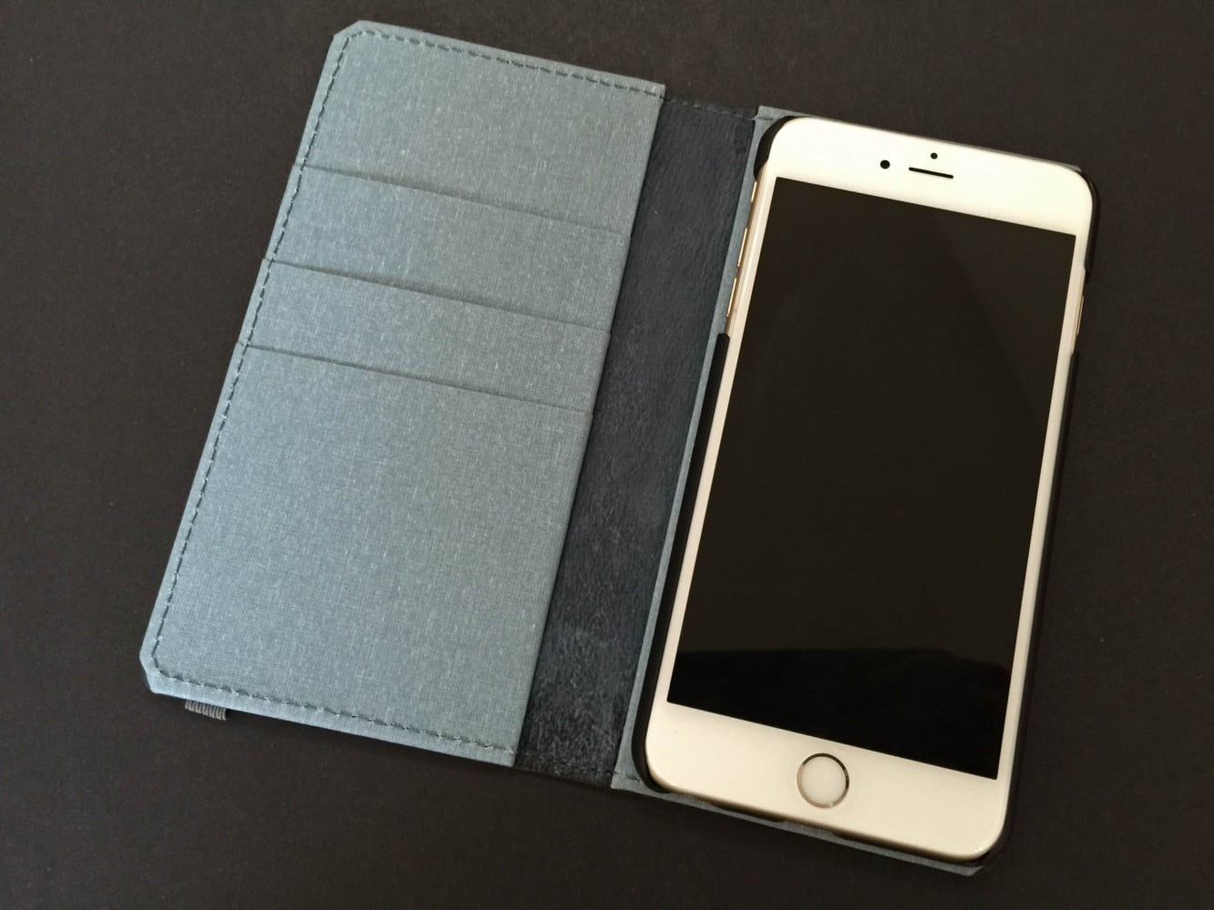 Review: DODOcase Lorna iPhone Wallet Case for iPhone 6 Plus