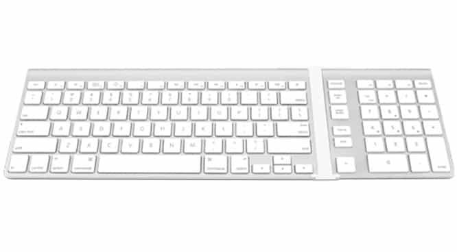 NewerTech Wireless Aluminum Keypad