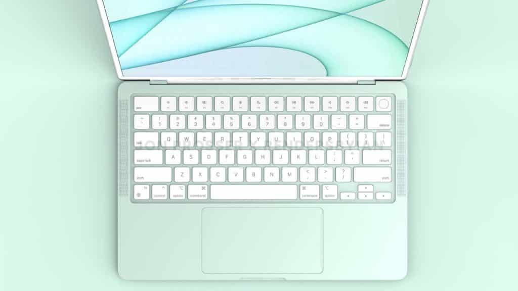 Redesigned MacBook Air leaked by Jon Prosser
