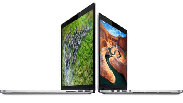 Apple MacBook Pro with Retina display (Early 2013)