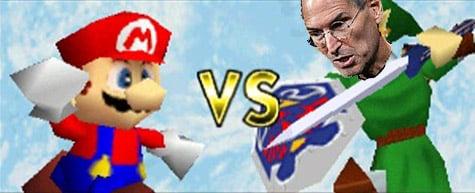 Nintendo preparing for war with Apple