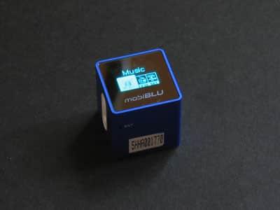 Backstage: Review – Mobiblu Cube (DAH-1500i) MP3 Player