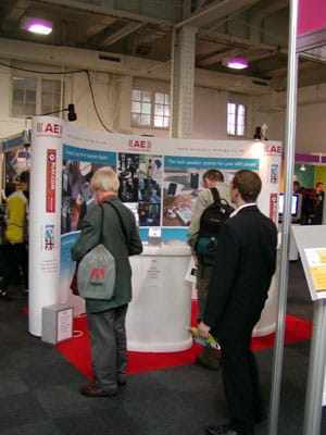 Live From MacExpo 2005 in London