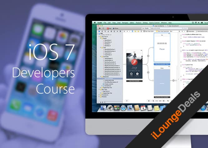 Daily Deal: The Complete iOS 7 Developers Course, only $59!