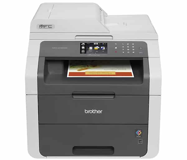 Brother MFC-9130CW + MFC-9340CDW Digital Color All-in-One Wireless Printers