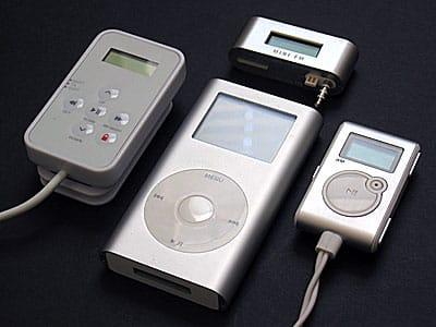 Review: DLO mini fm FM Radio and Headphone Amplifier for iPod mini