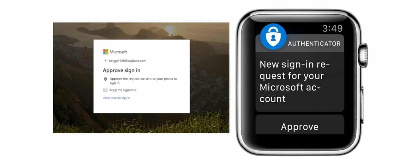 Microsoft previewing Authenticator for Apple Watch