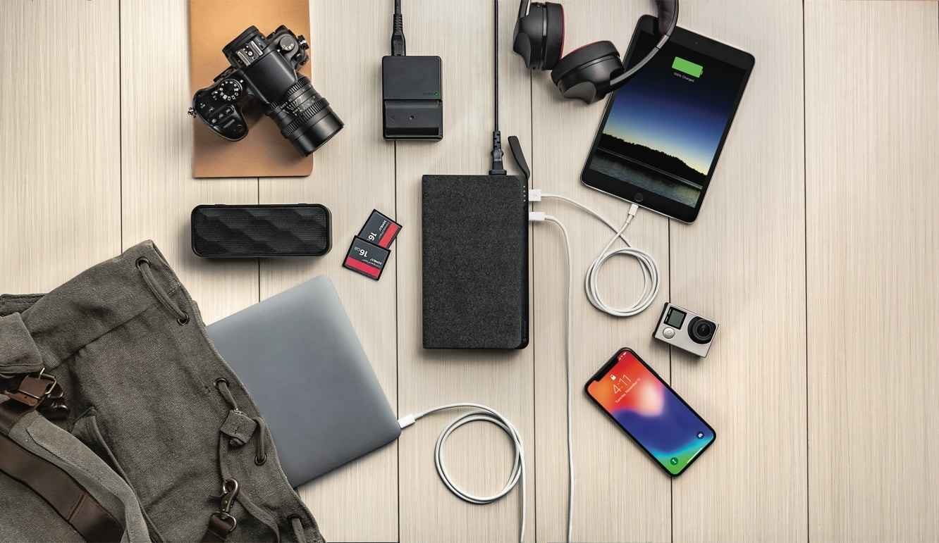 Mophie launches Powerstation AC external battery pack