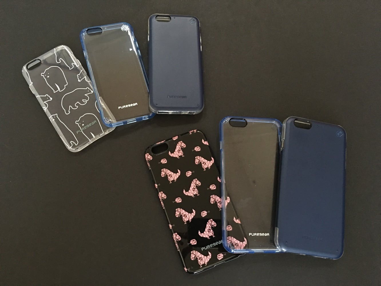Review: PureGear DualTek Pro, Motif Series, Slim Shell Pro for iPhone 6/6s and iPhone 6/6s Plus