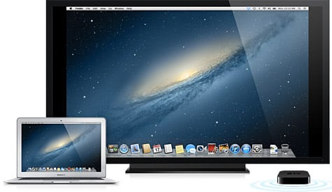 Apple bringing AirPlay Mirroring, Messages to OS X