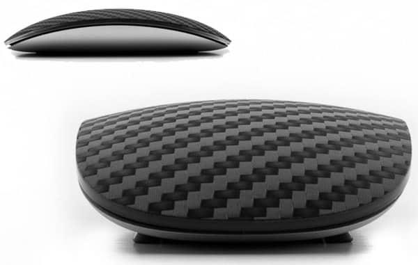 Carbon Fiber Magic Magic Mouse Vinyl Cover