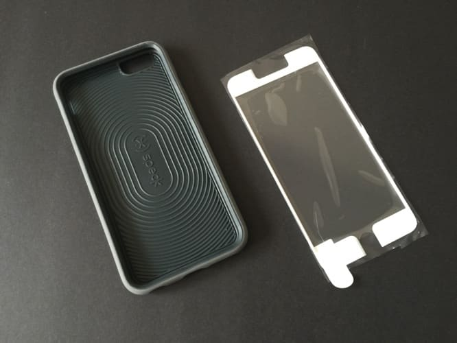 Review: Speck MightyShell + Faceplate for iPhone 6 Plus